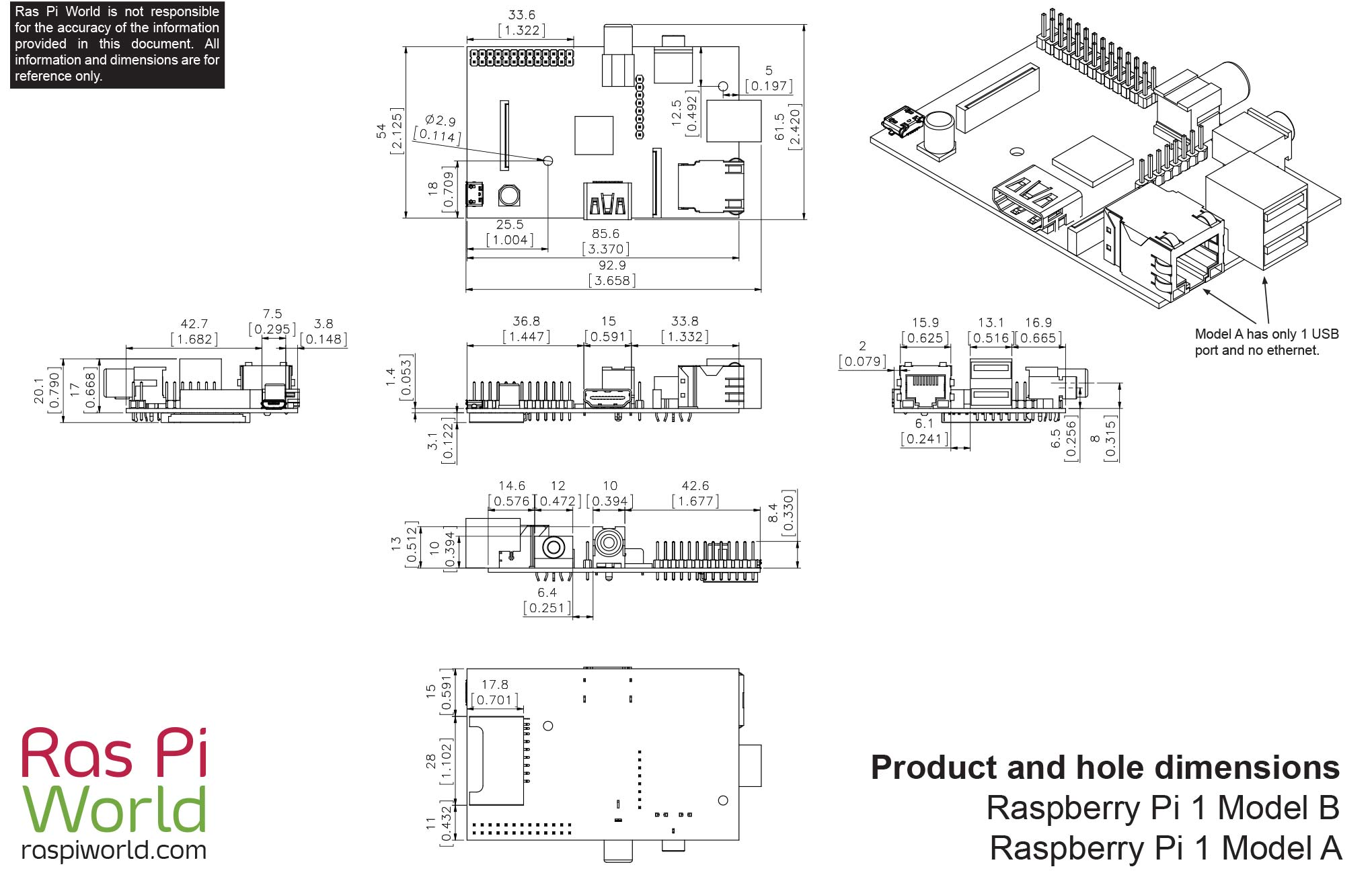 All Raspberry Pi Products Diion Drawings - Ras Pi World on